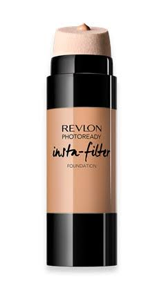 Revlon Photoready Insta Filter Foundation Makeup - Natural Tan, 0.91oz