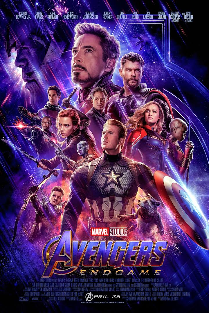 Avengers:Endgame in Hindi Upcoming-BRRip-Direct Links