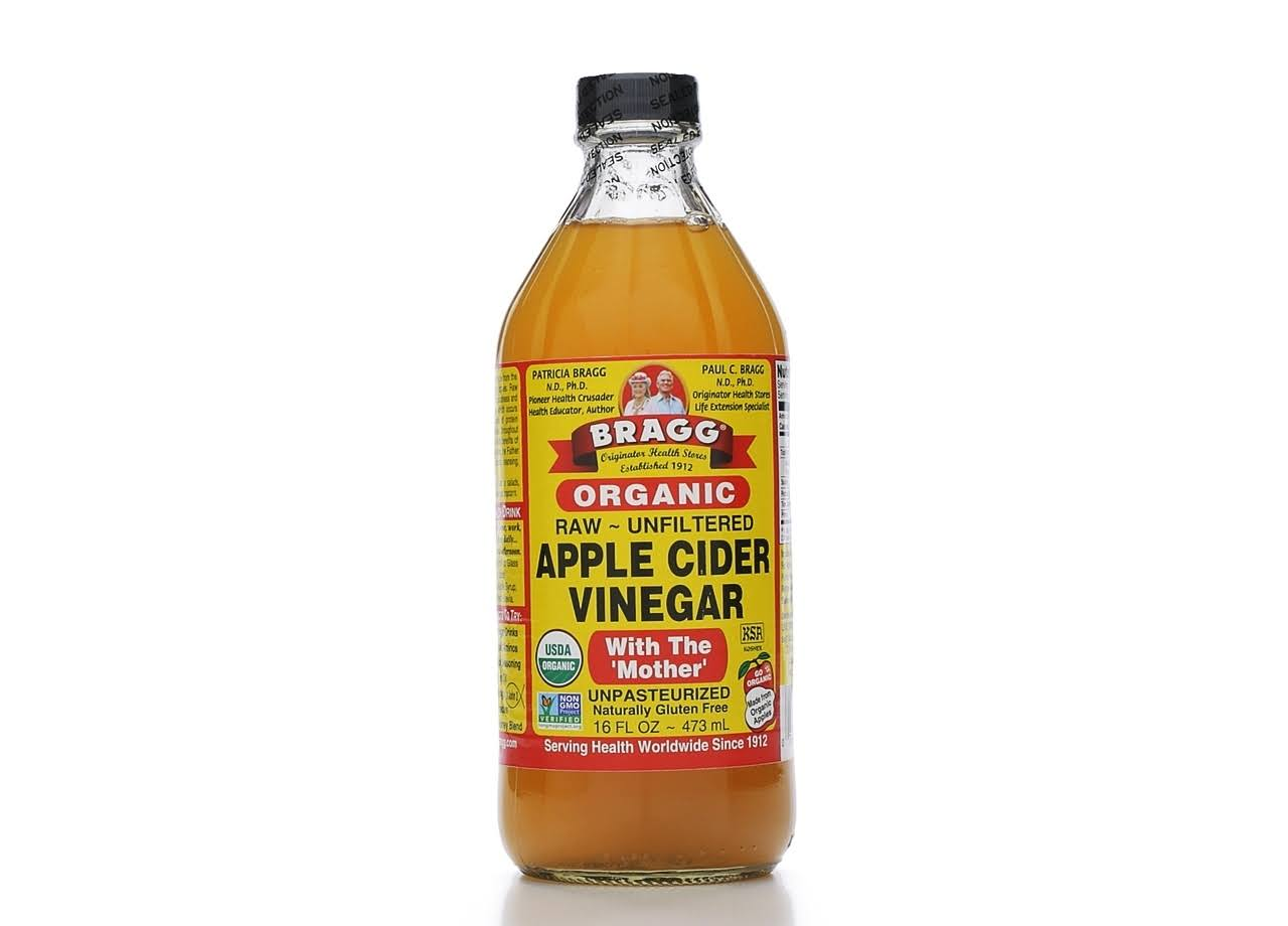 Bragg Organic Apple Cider Vinegar - 16fl oz