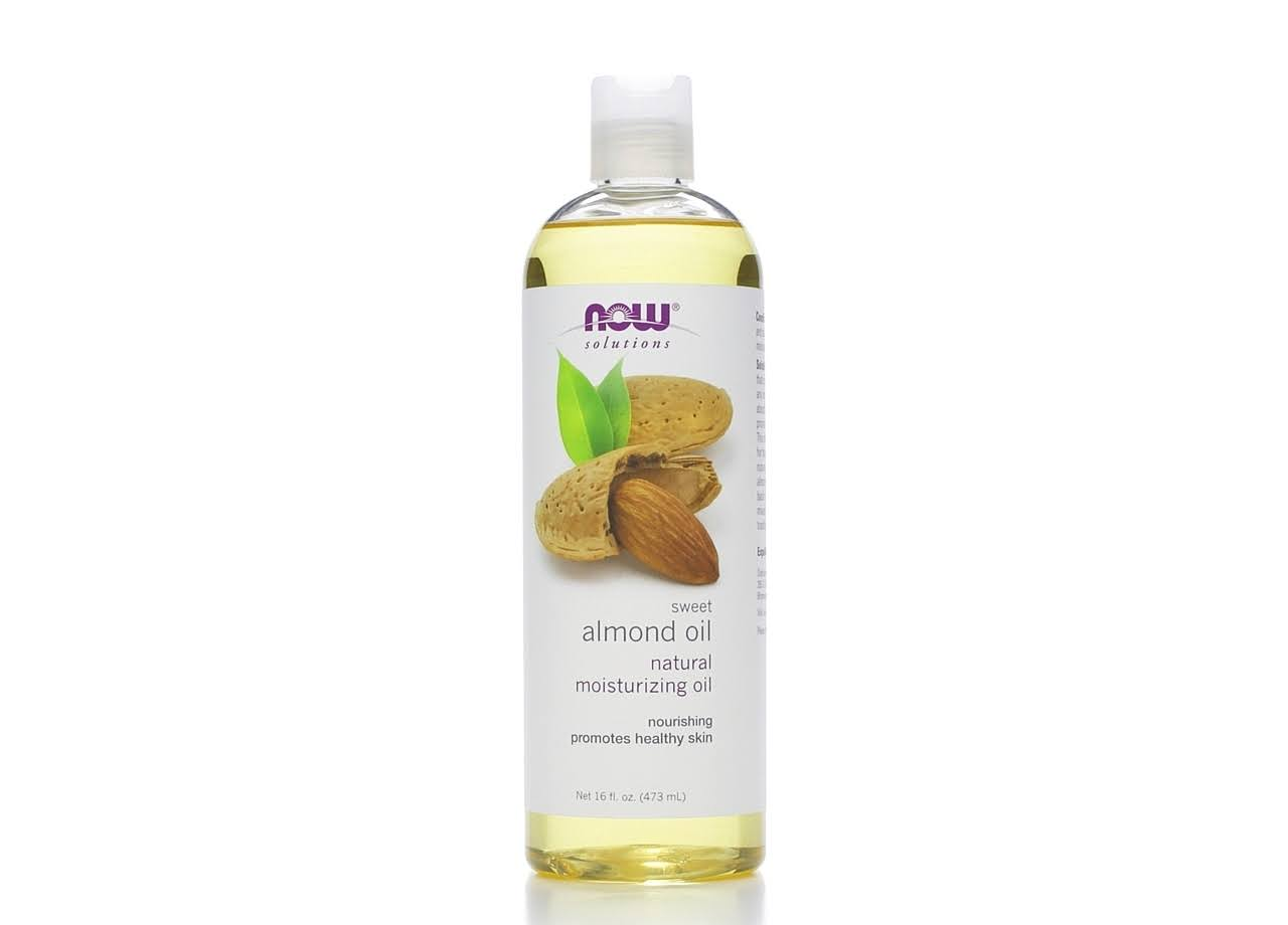 Now Sweet Almond Oil 16 fl oz