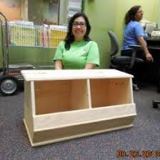 How To Make A Wooden Toy Chest by Free Diy Furniture Plans How To Build A Storagepalooza Storage