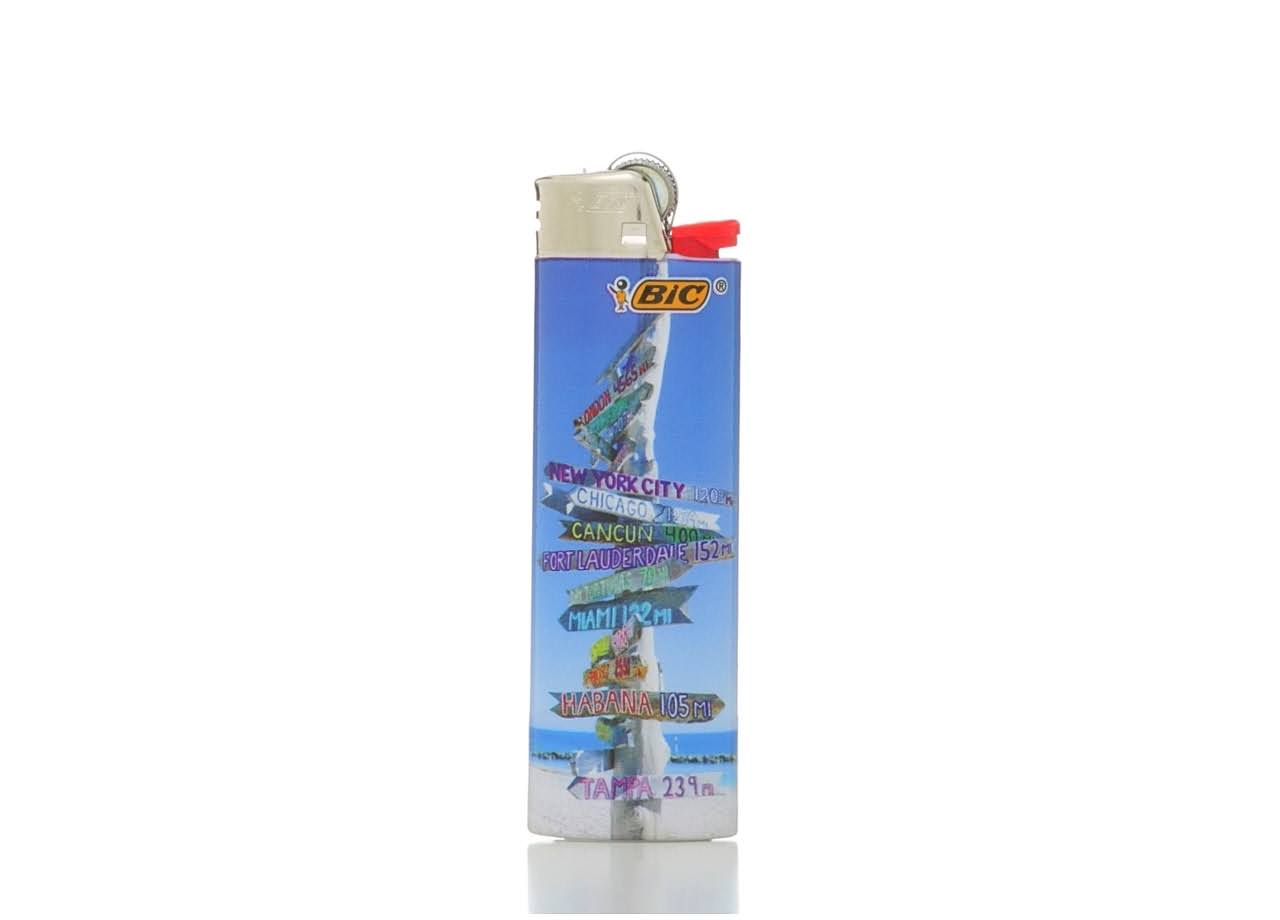 Bic Special Edition Pocket Lighter, Not Stated