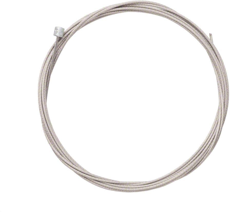 SRAM Stainless Gear Cable - 1.1mm Stainless, 2200mm Single Greys