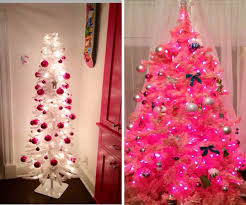 Meijer Christmas Tree Skirt by Pink Christmas Tree Best Images Collections Hd For Gadget