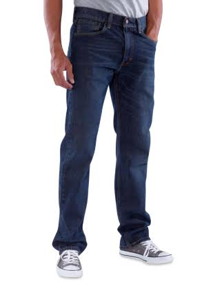"Levi's Men's 505 Regular Fit Jean - Range, 34""x30"""