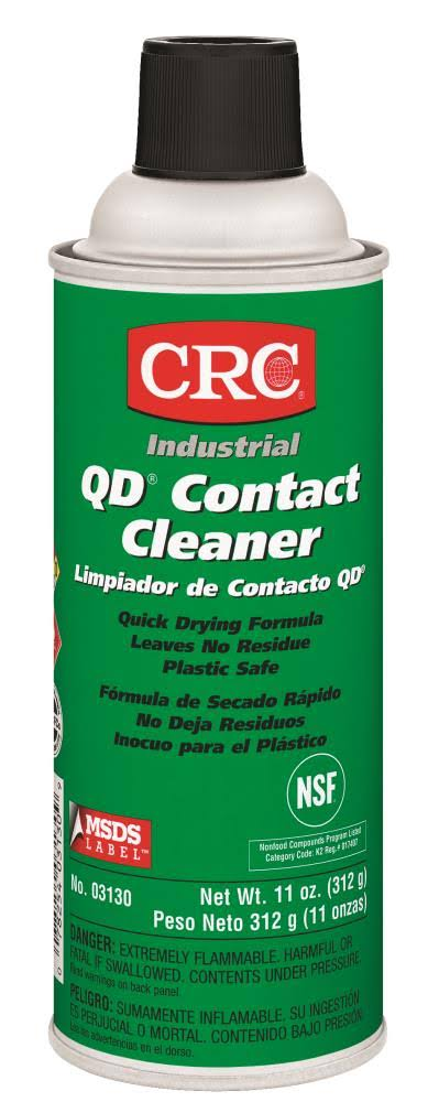 CRC Industries 03130 QD Contact Cleaner - 16oz