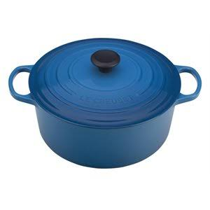 Le Creuset Signature Enameled Cast Iron Round French Oven Pot - 5 1/2qt, Round