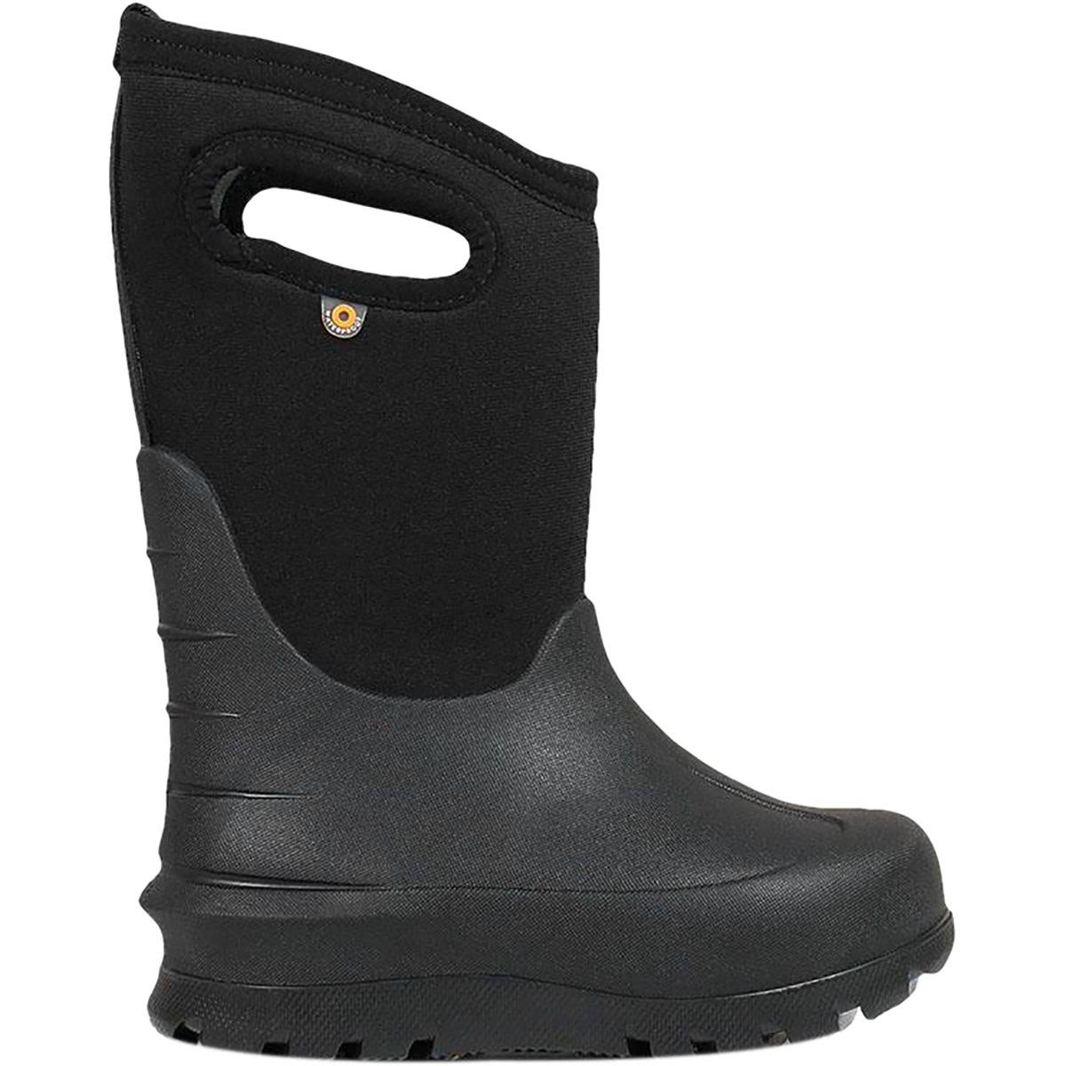 Bogs Neo-Classic Insulated Boots Black 13 Kids