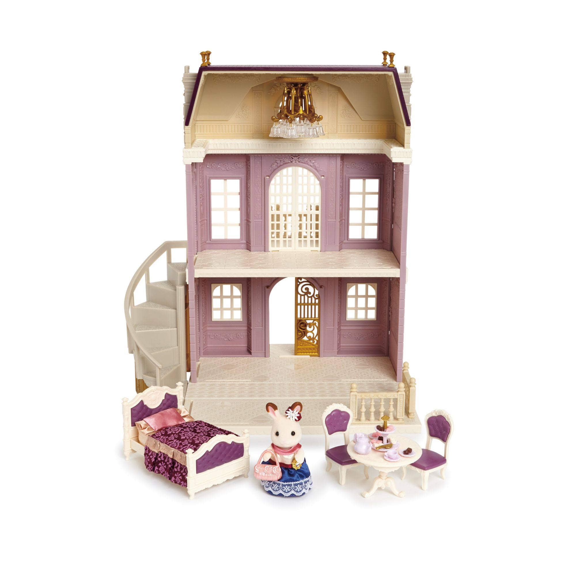 Calico Critters - Elegant Town Manor Gift Set