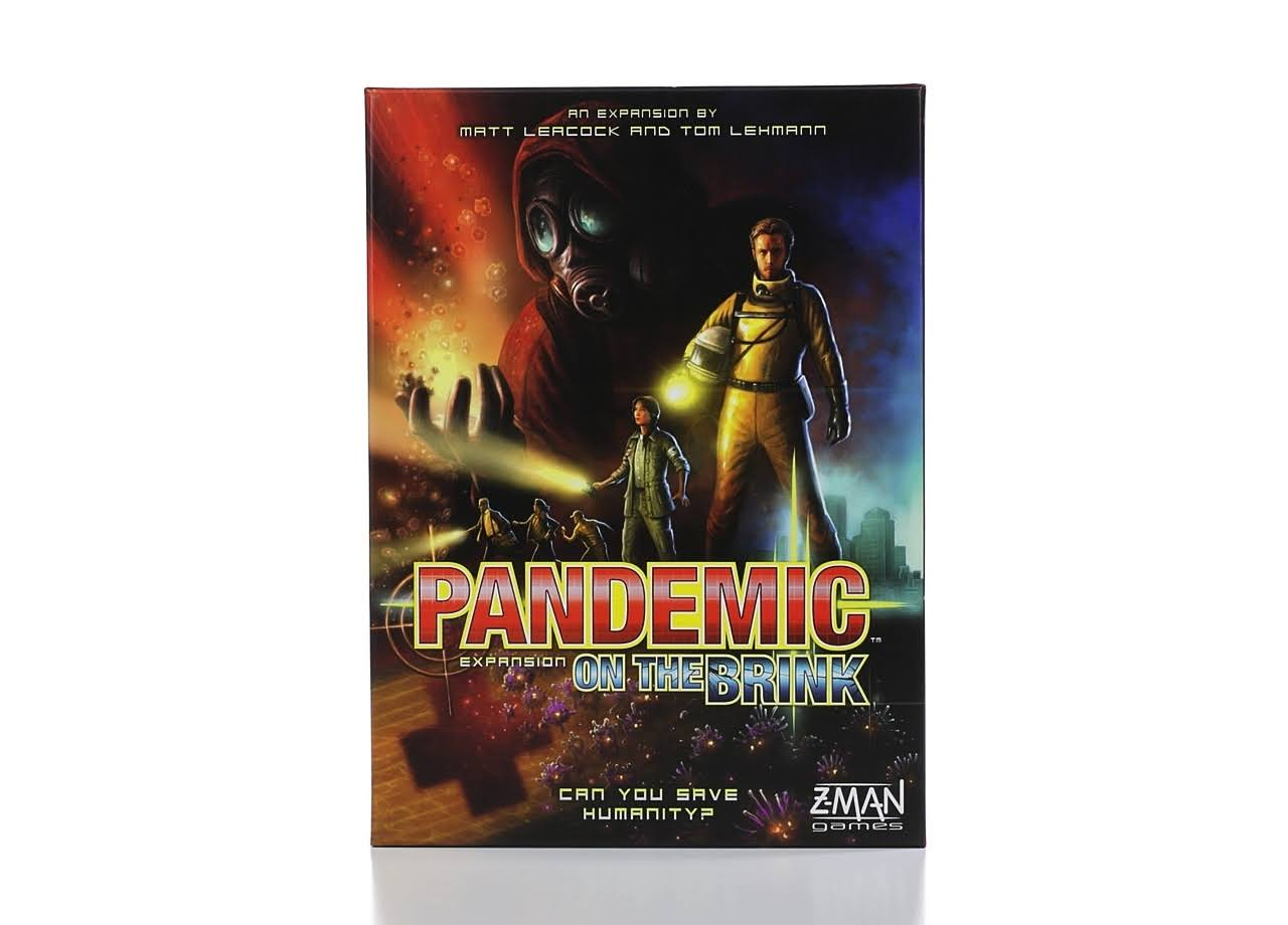 Pandemic on The Brink Expansion Board Game