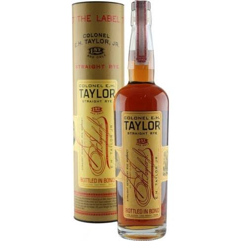 Colonel E.H. Taylor Junior Straight Rye Whiskey