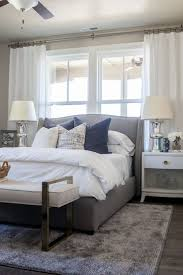 Lavender And Grey Bedding by Best 25 Gray Headboard Ideas On Pinterest White Gray Bedroom