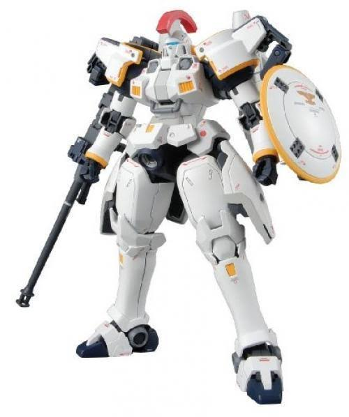 Gundam Master Grade Tallgeese Ver Ew Scale Action Figure Model Kit