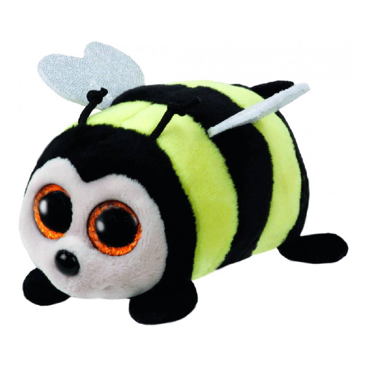 Ty Beanie Babies Teeny TYS Zinger The Bee Plush