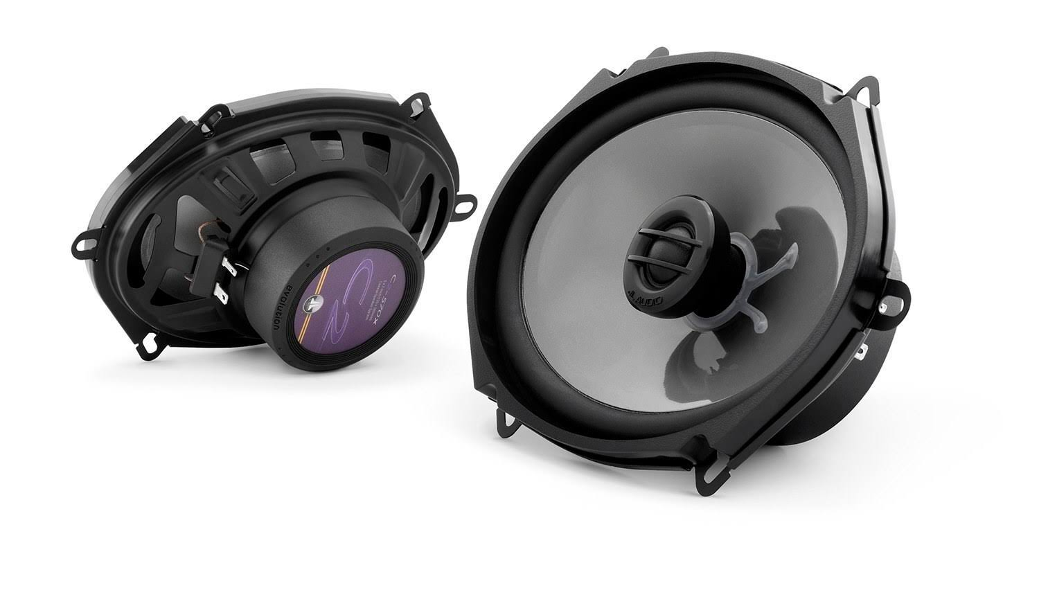 JL Audio Evolution 2 Way Coaxial Car Speakers