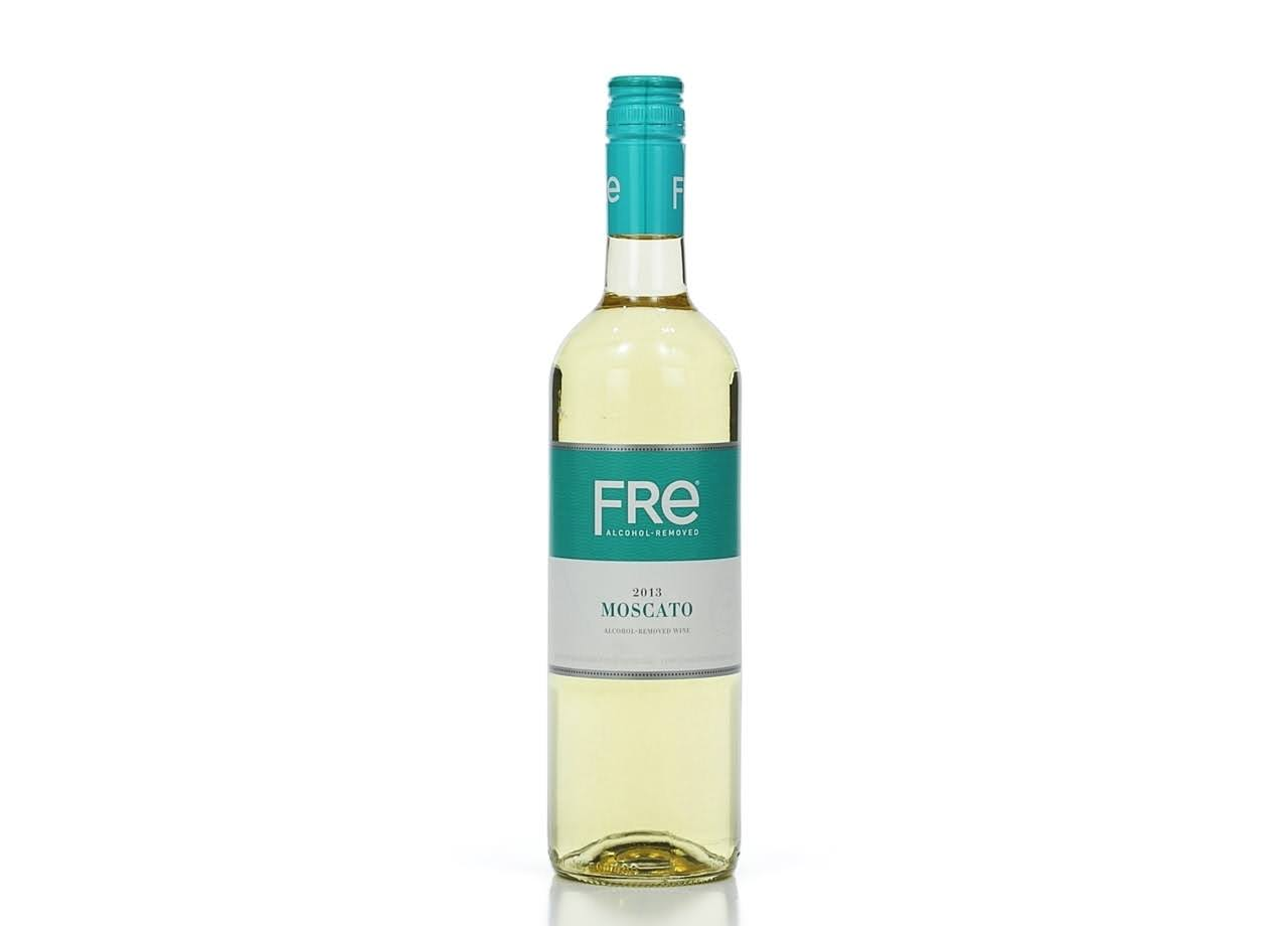Fre Alcohol-Free Moscato White Wine - 750ml
