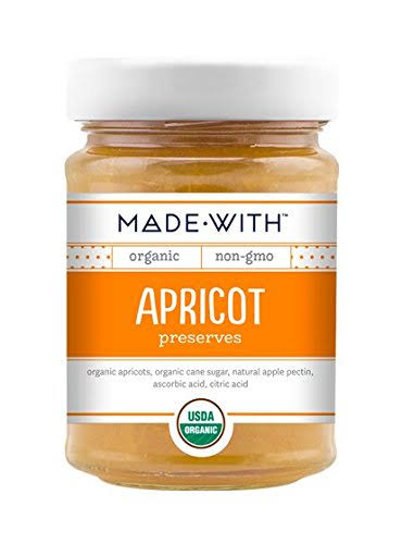 Made With Organic Preserves Apricot Jar - 11oz