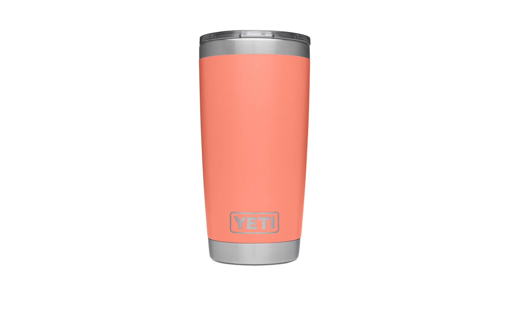 Yeti Rambler Insulated Tumbler - Orange, 20oz