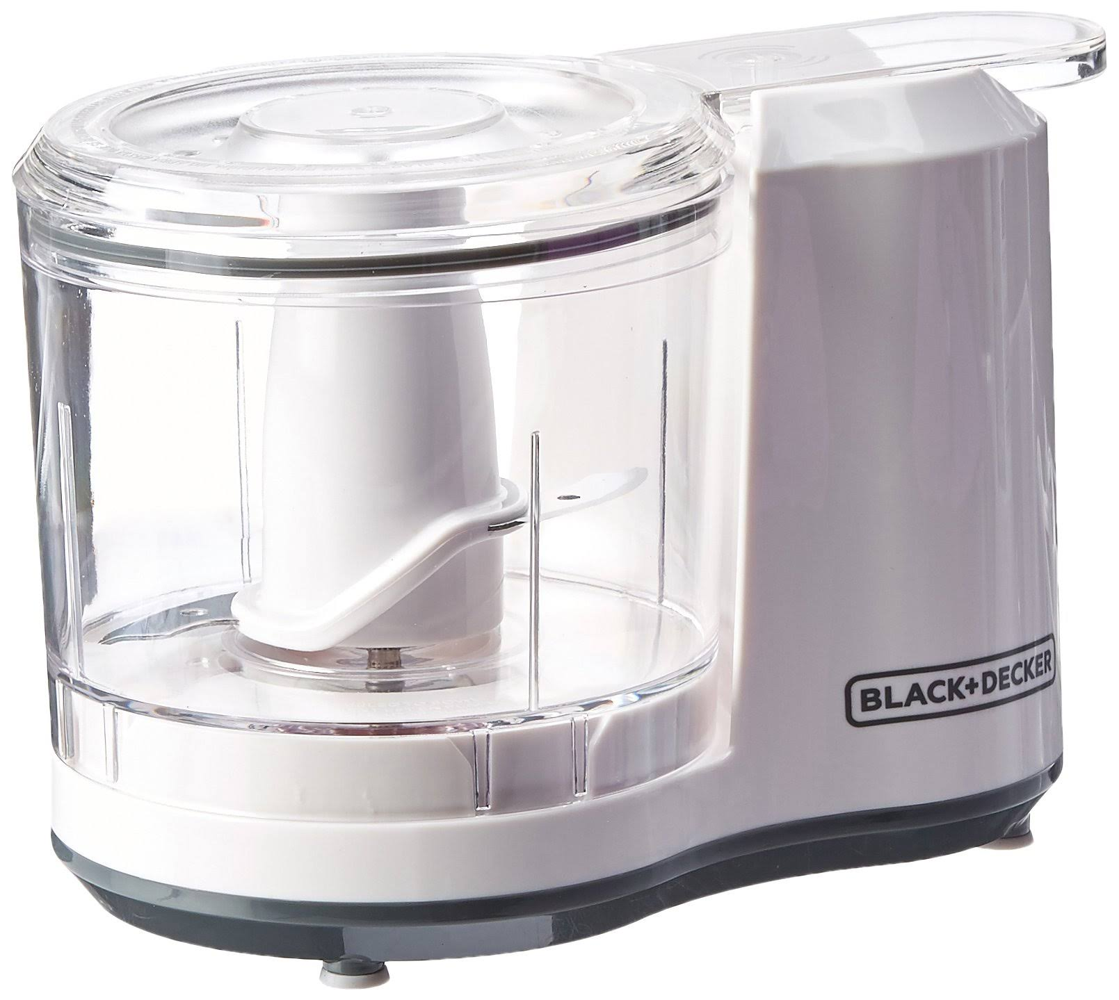 Black & Decker 1.5 Cup Mini Chopper