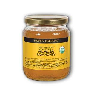 Honey Gardens Apitherapy Linden Raw Honey - 1lb
