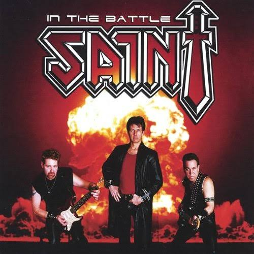 Saint: In The Battle CD