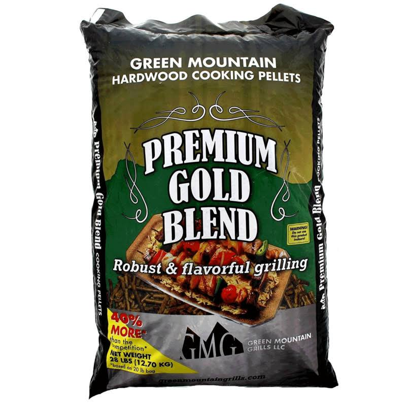 Green Mountain Premium Gold Pellets
