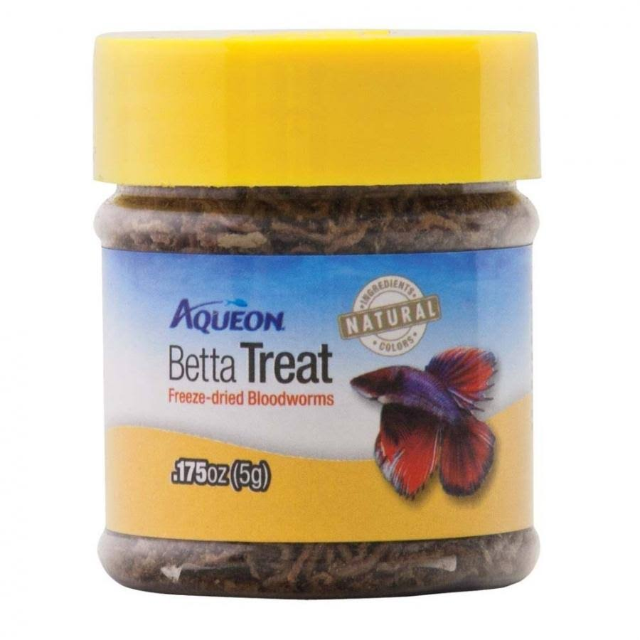 Aqueon Betta Bloodworm Treat