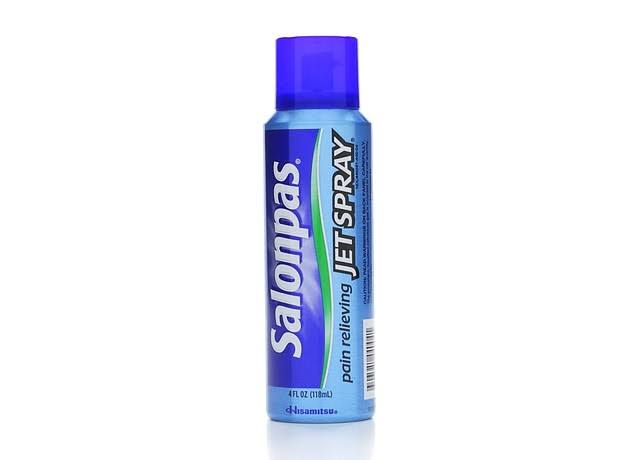 Hisamitsu Salonpas Pain Relieving Jet Spray