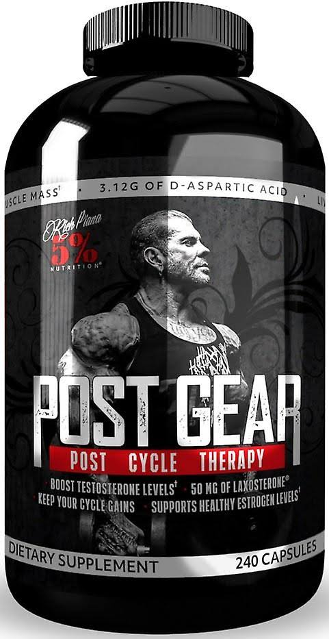 5% Nutrition | Post Gear 240C