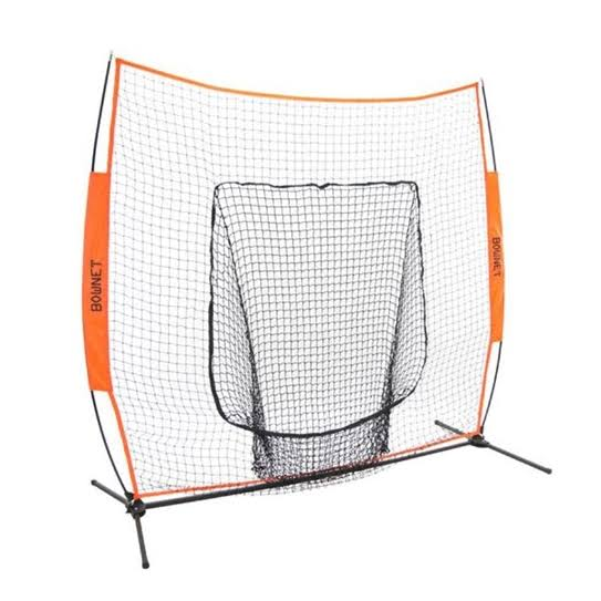 Bownet Big Mouth X Baseball Softball Hitting Pitching Training Practice Net