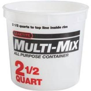 Leaktite 5M3 Mixing and Storage Container