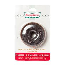 Krispy Kreme Halloween Donuts Calories by Krispy Kreme Flavored Lip Balm Popsugar Beauty