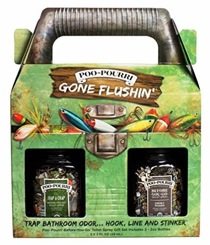 Poo-Pourri Gone Flushin' Odor Eliminator Set - 2pcs