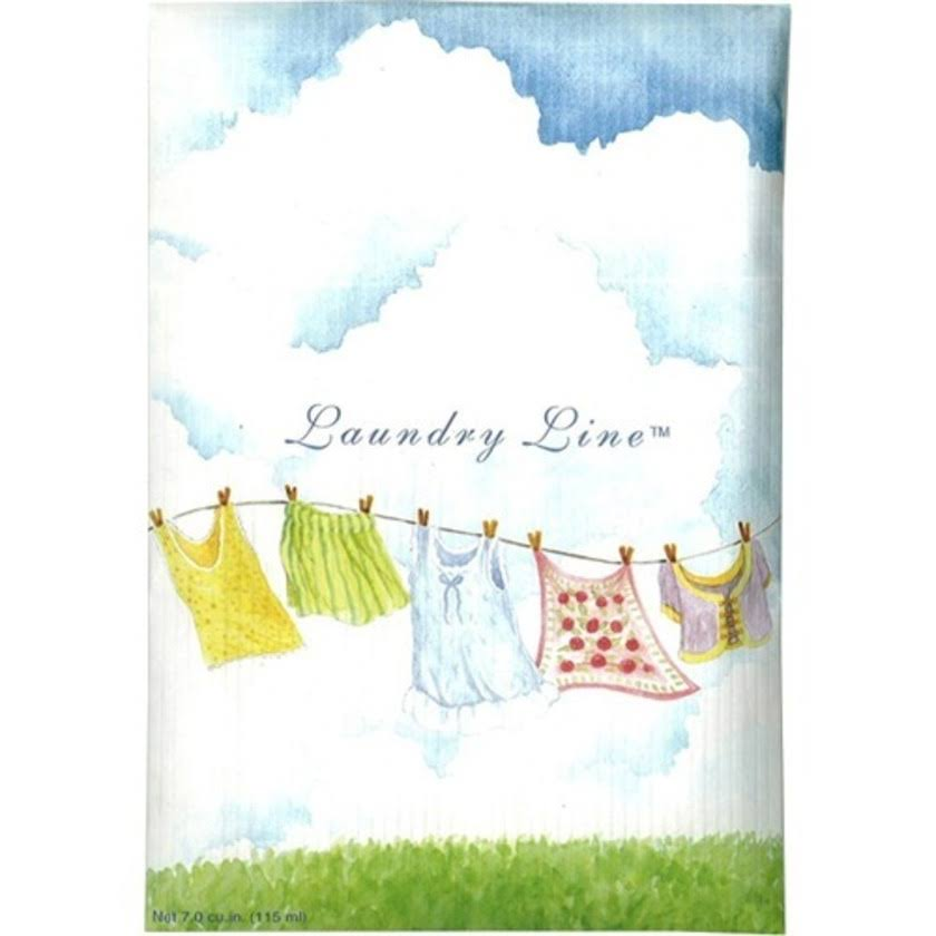 Willowbrook Fresh Scents Scented Sachet - Laundry Line, 6ct