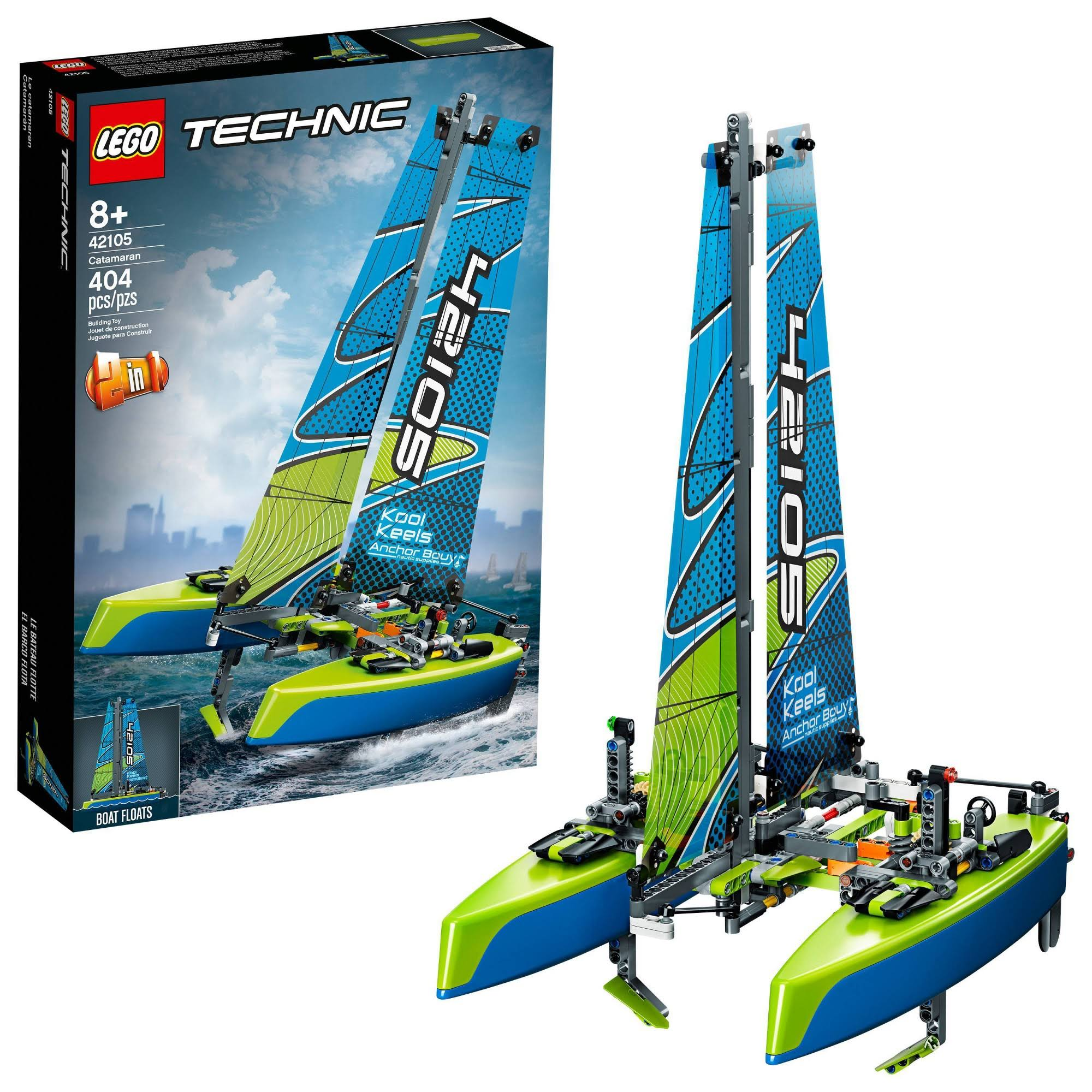 Lego Technic - Catamaran 42105