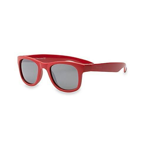Real Flex Fit 4+ Sunglasses - Red