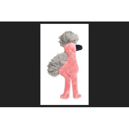 West Paw Design Mingo Mini Squeak Toy for Dogs - Pink