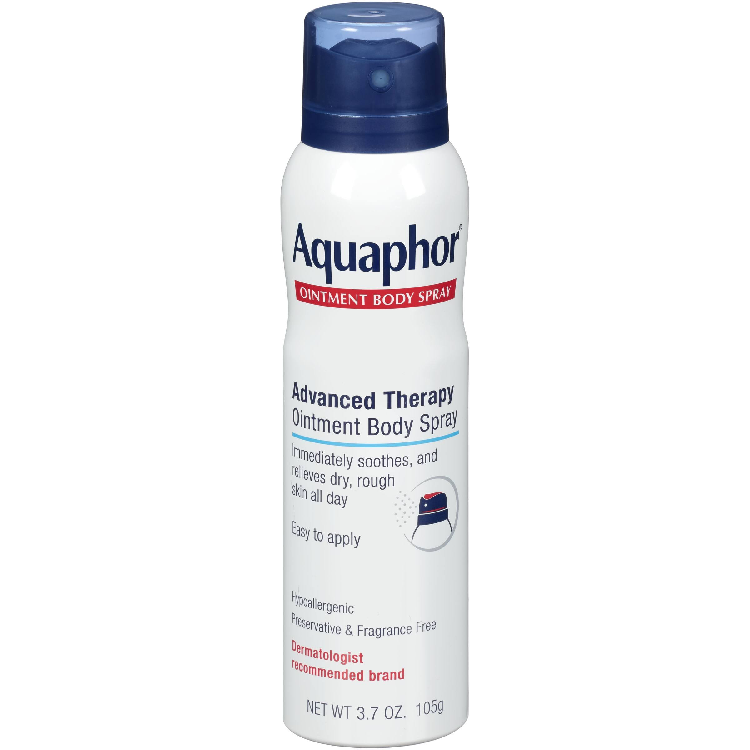Aquaphor Ointment Body Spray, Advanced Therapy - 3.7 oz
