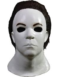 Halloween H20 Mask For Sale by Miamax Halloween H20 Michael Myers Deluxe Full Head Mask Beige
