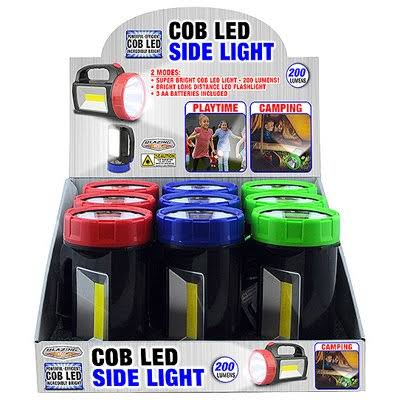 Shawshank Ledz COB LED Side Light, 702536