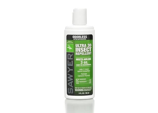 Sawyer Products Premium Ultra 30 Insect Repellent Lotion, 30% Deet - 3 fl oz bottle