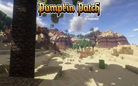 White Oak Pumpkin Patch by Pumpkin Patch Resource Pack Resource Packs Mapping And Modding