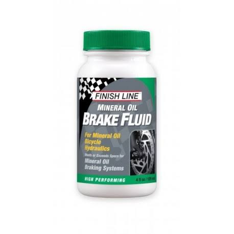 Mineral Oil Brake Fluid - 120ml