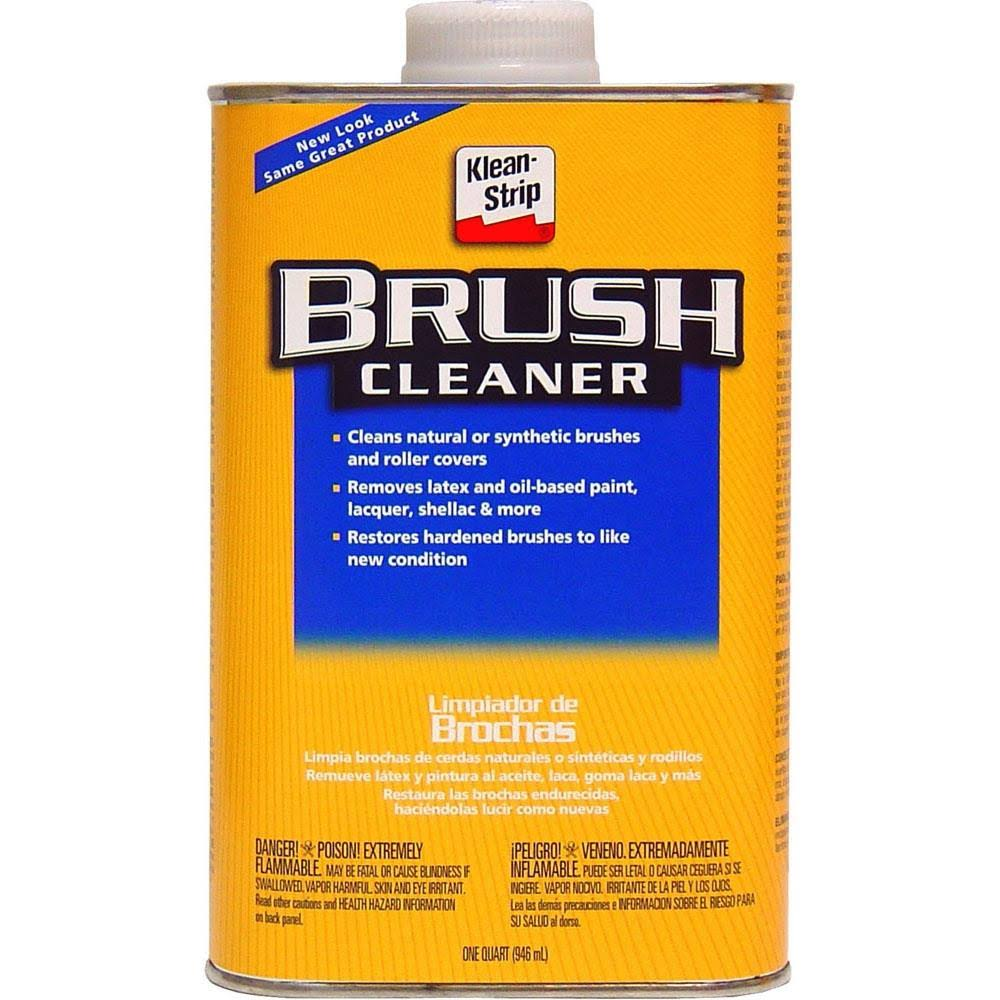 Klean-Strip Brush Cleaner