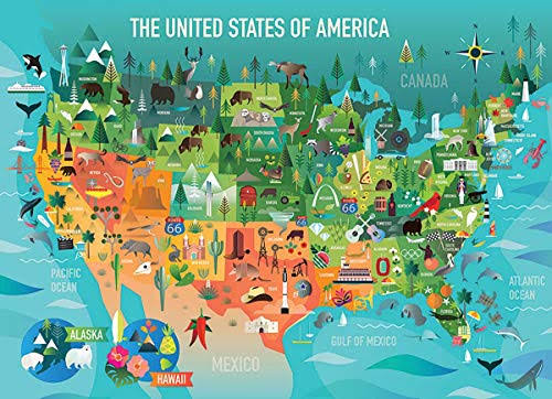 Cobble Hill 103563 United States of America Puzzle
