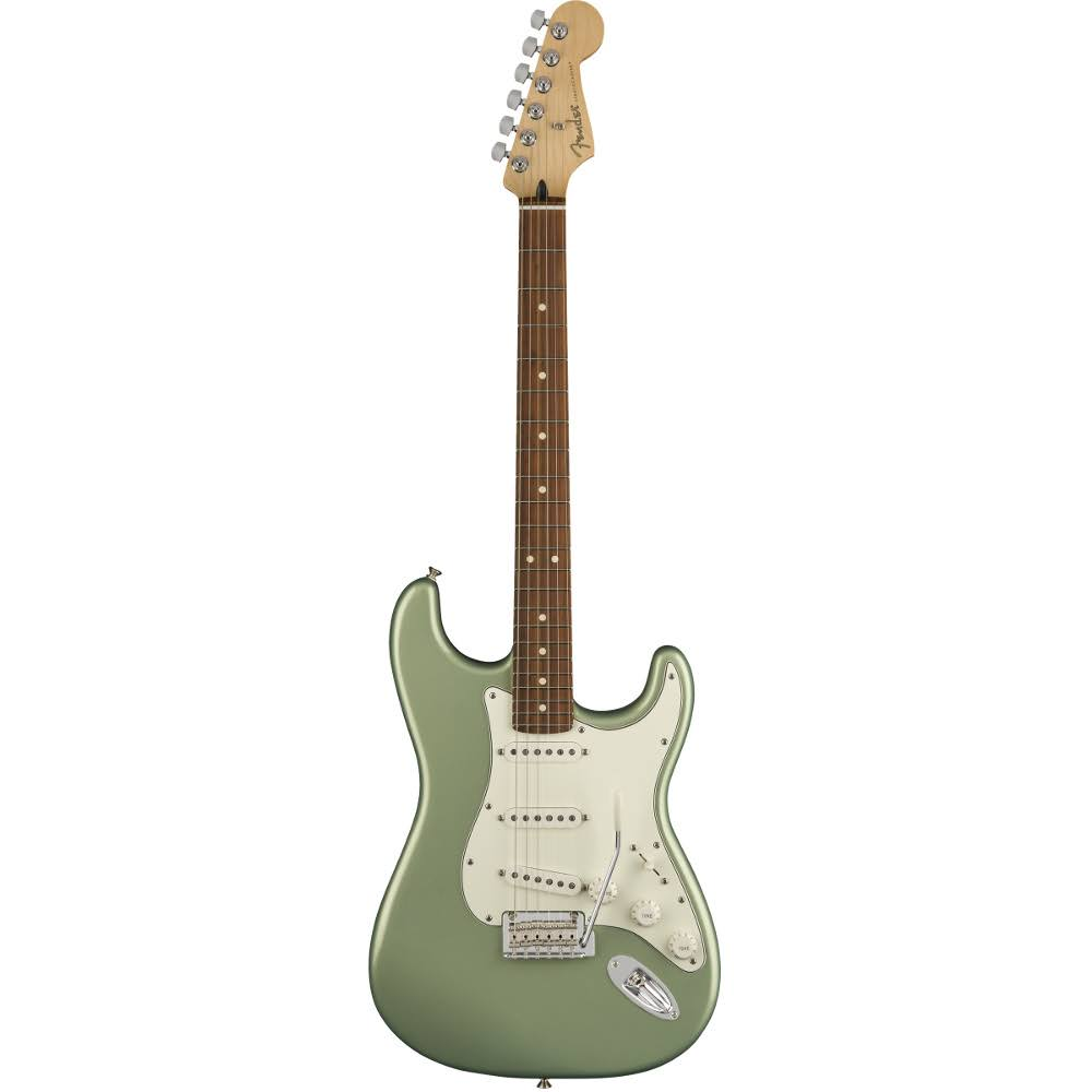 Fender Player Stratocaster Strat 6-String Electric Guitar - Sage Green Metallic