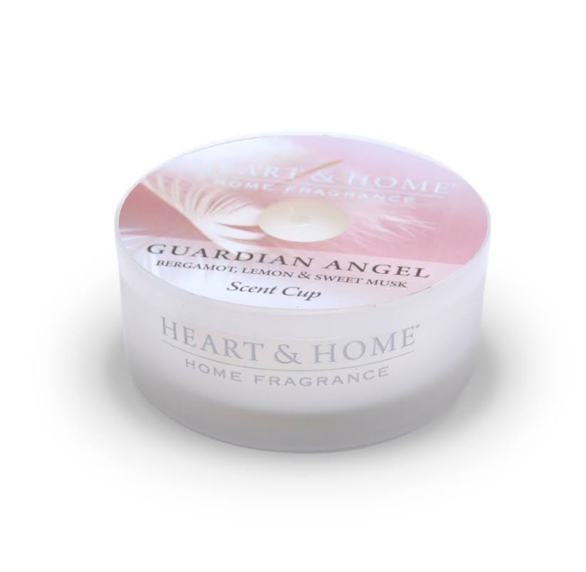 Heart & Home Scent Cup - Guardian Angel