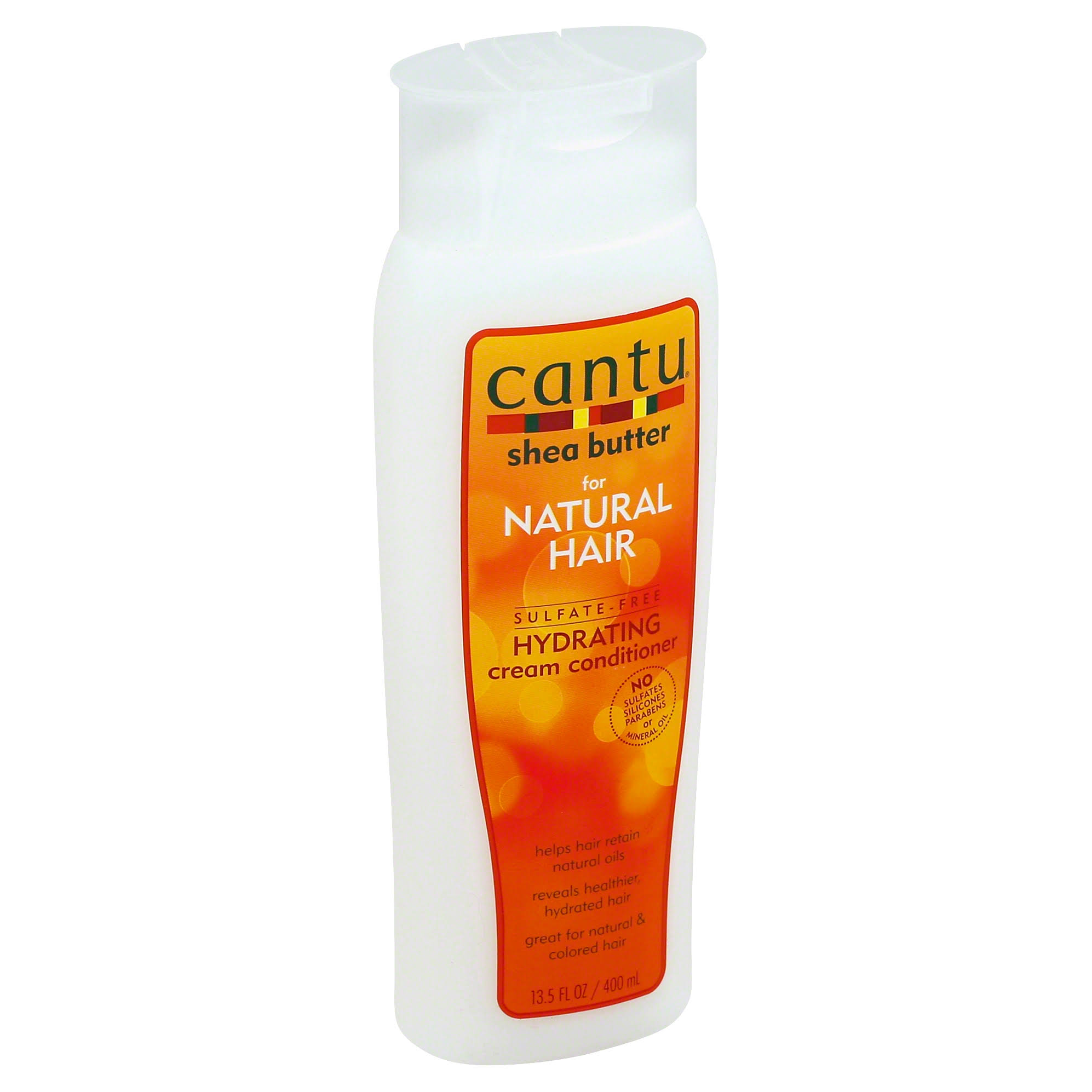 Cantu Shea Butter Sulfate-Free Hydrating Cream Conditioner - 400ml