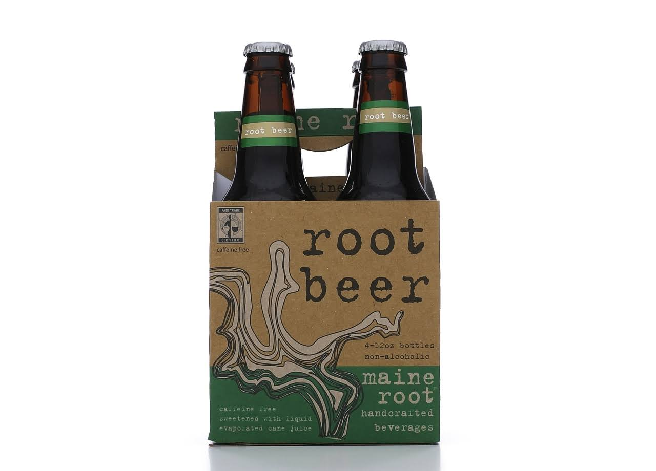 Maine Root Handcrafted Root Beer