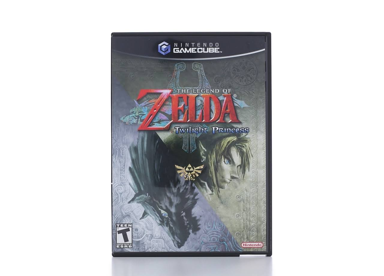 The Legend of Zelda: Twilight Princess - Nintendo GameCube